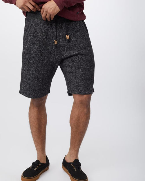 Tentree Mens Thompson Short In Meteorite Black