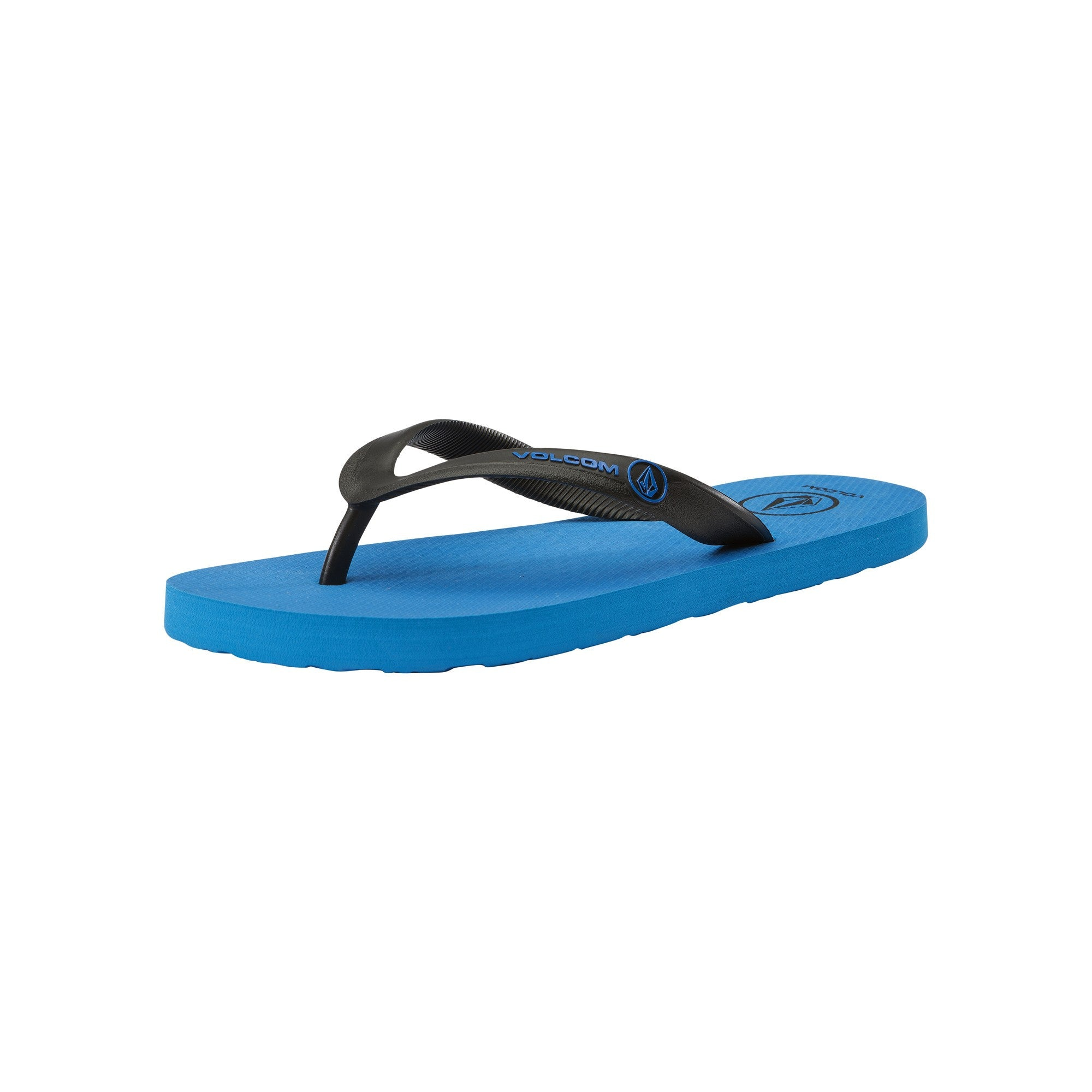 Volcom Boys Rocker Sandal Big Youth True Blue