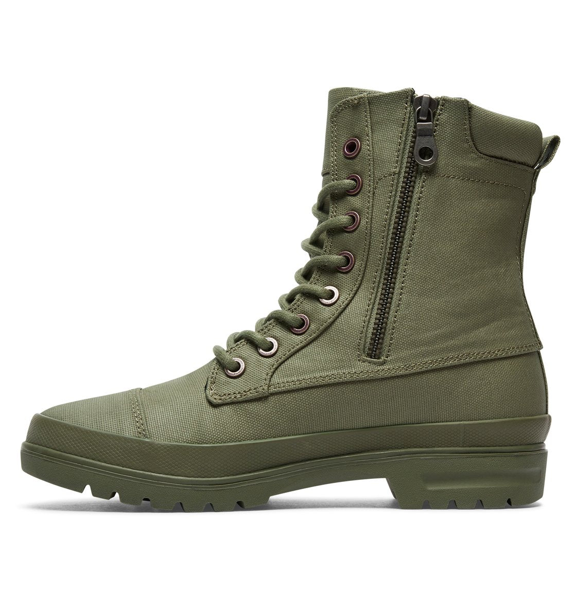 DC Ladies Amnesti TX Boots in Olive