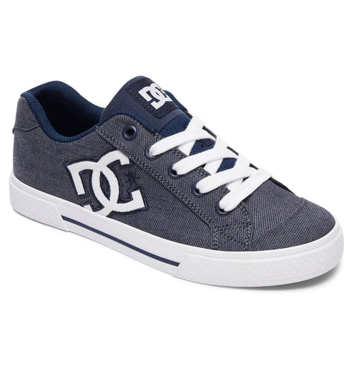 DC Ladies Chelsea TX SE Shoes In Chambray