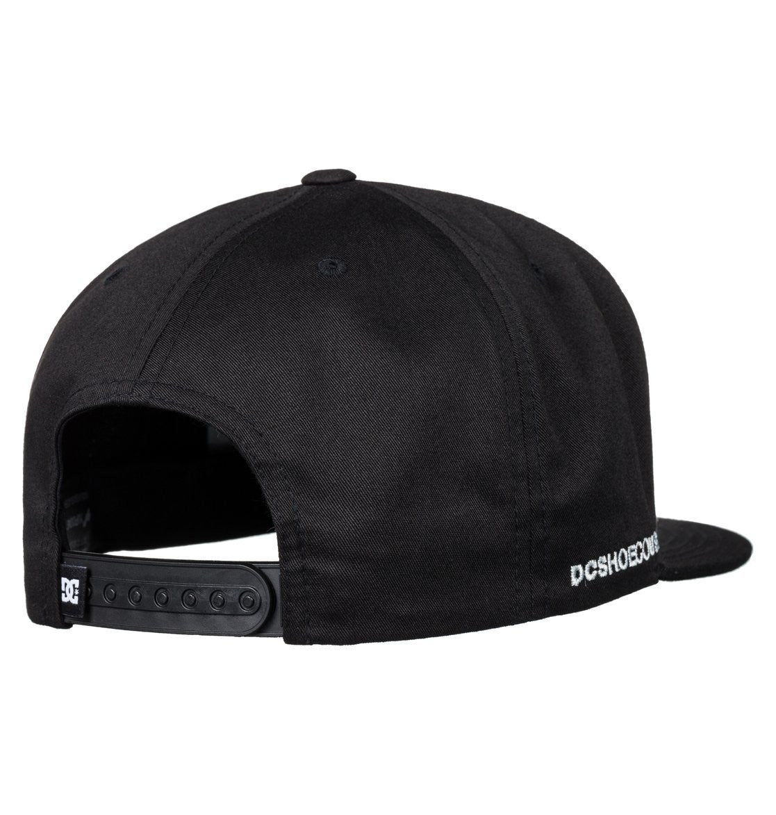 DC Mens Heard Ya 2 Hat Black