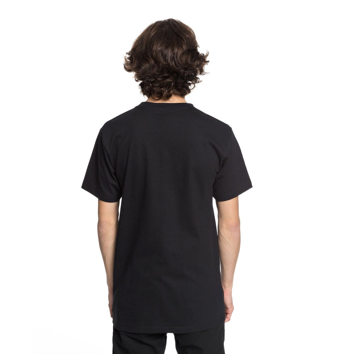 DC Mens Tubular SS Shirt In Black