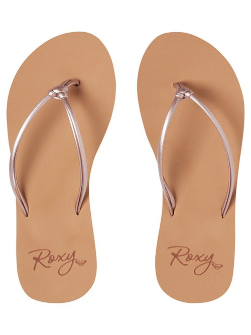 Roxy Girls RG Lahaina ll Sandals In Rose Gold
