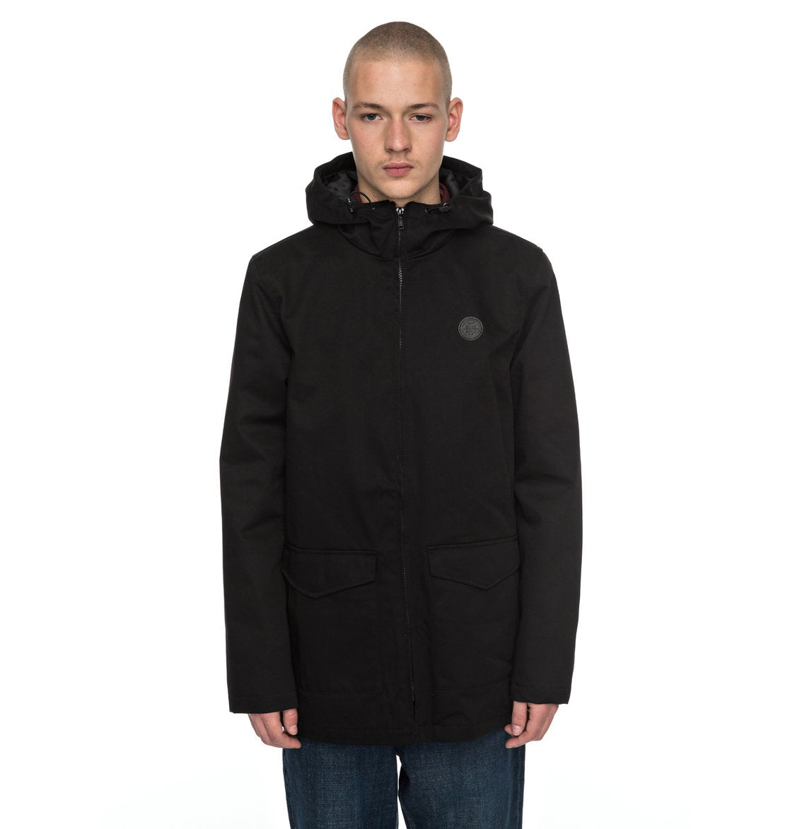 DC Mens Exford Jacket In Black
