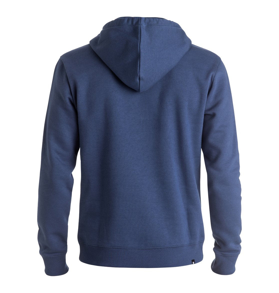 DC Mens Star ZH Zip Up Hoodie Blue