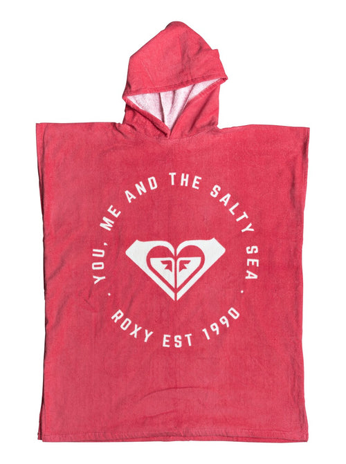 Roxy Girls RG Pass This On Towel In Rouge Red