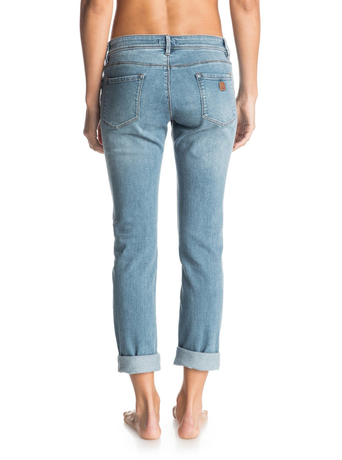 Roxy Ladies Suntrippers Vintage Jeans Blue