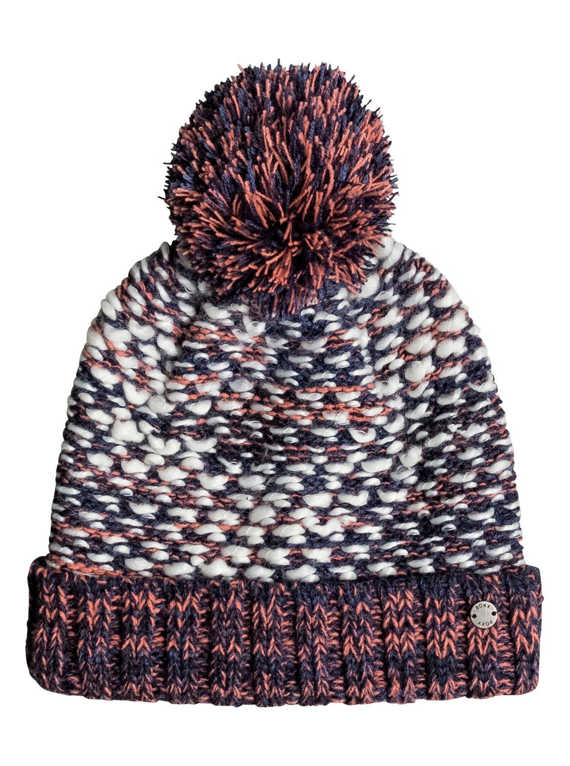 e3ebcda2c08 ROXY Ladies Upgraded Beanie in Forged Iron – Current Apparel ...