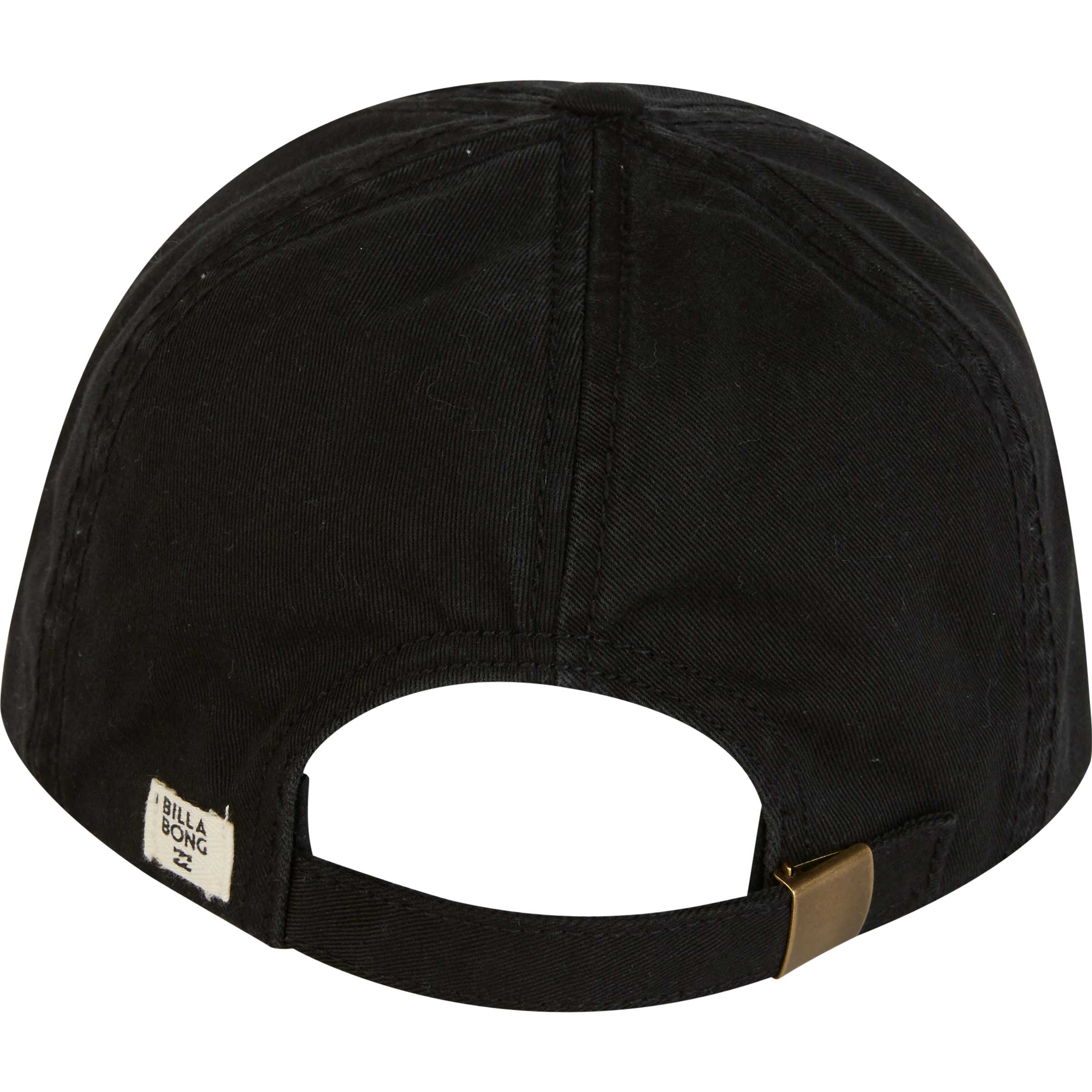 Billabong Ladies Surf Club Cap In Off Black – Current Apparel ... b7f66070c81