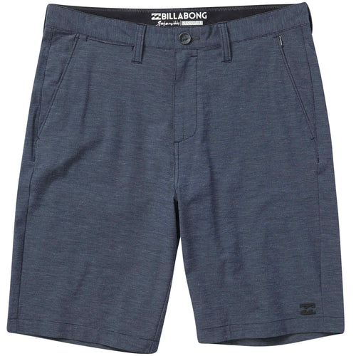 Billabong Boys Crossfire X Shorts In Navy