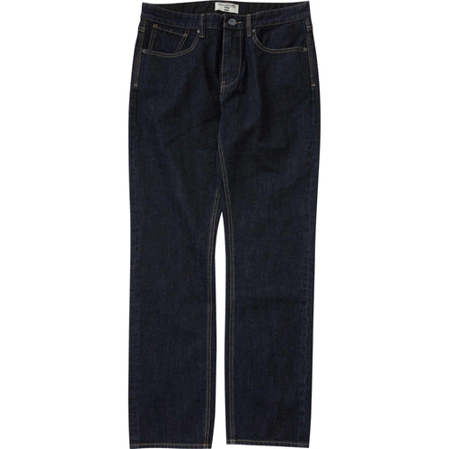 Billabong Mens Fifty Jean In Salt Water Rinse