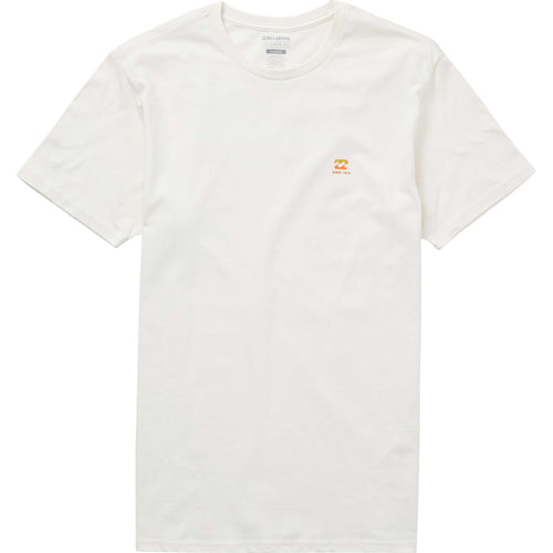 Billabong Mens Free 73 Tee Shirt In Rock