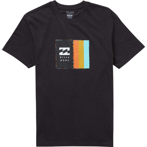 Billabong Mens DBAH Tee Shirt In Black