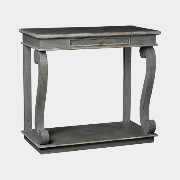 Louise Philippe Single Drawer Console Table