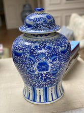 Load image into Gallery viewer, Lidded Jar - Blue