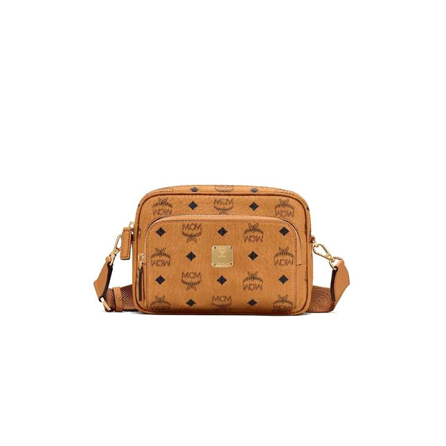 MCM Klassik Crossbody in Visetos