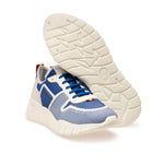 Men's Bieny Sneakers in Princess Blue/White