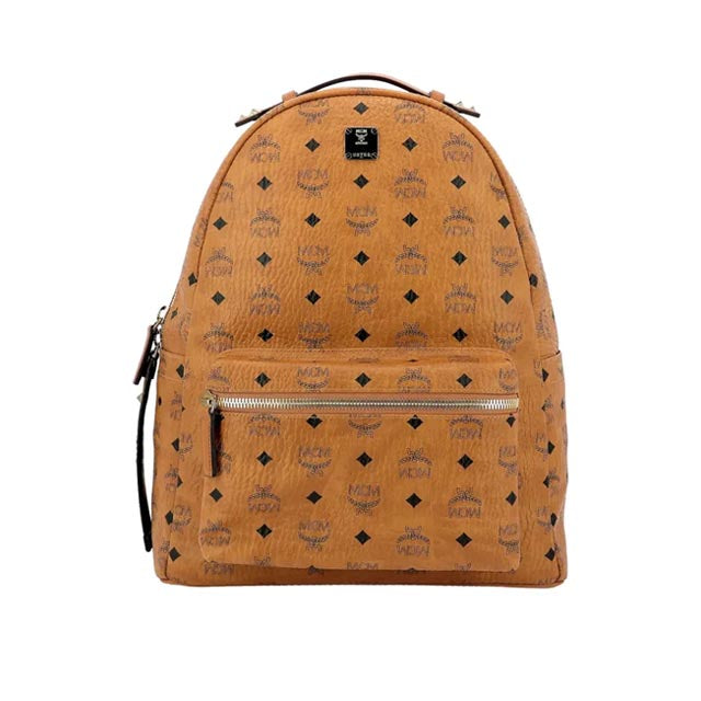 Stark Backpack in Cognac Visetos