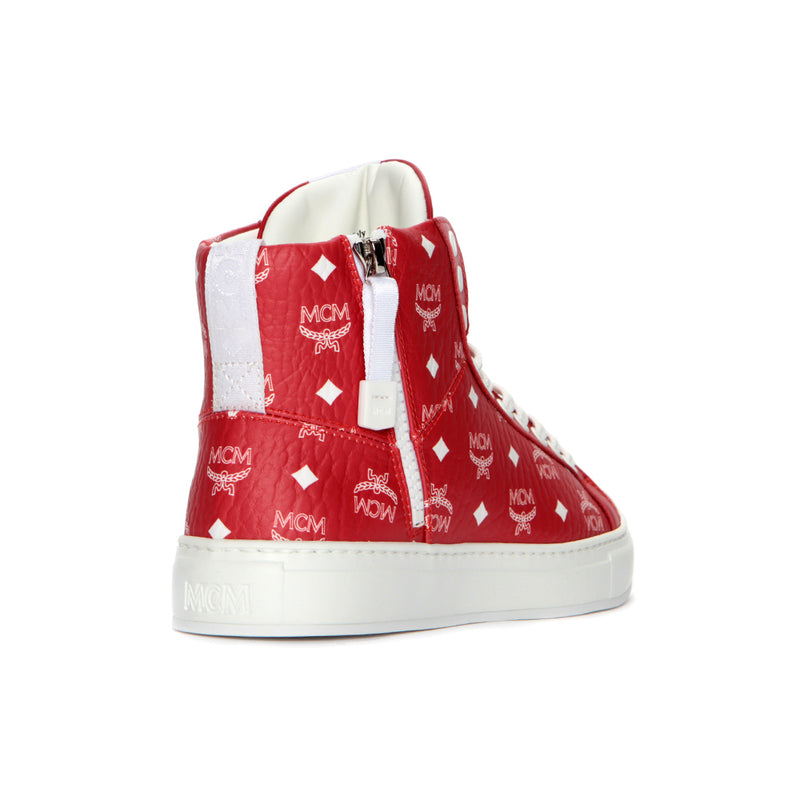 Visetos Logo High Top Sneakers
