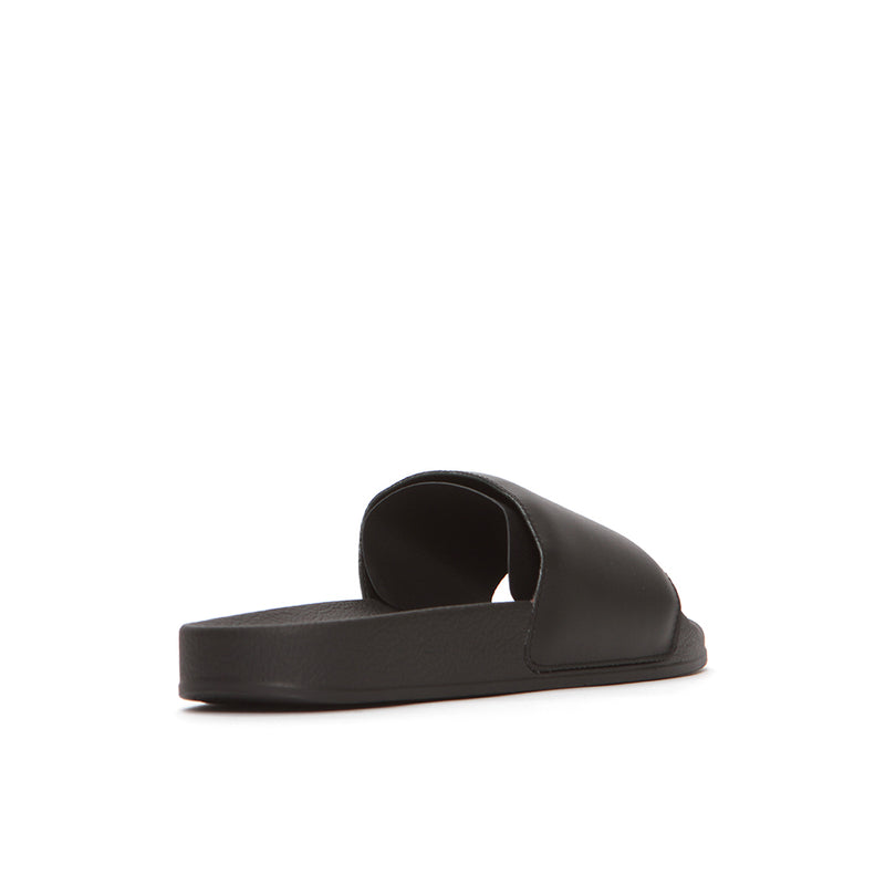 Marcelo Burlon Cross Men's Slides Black
