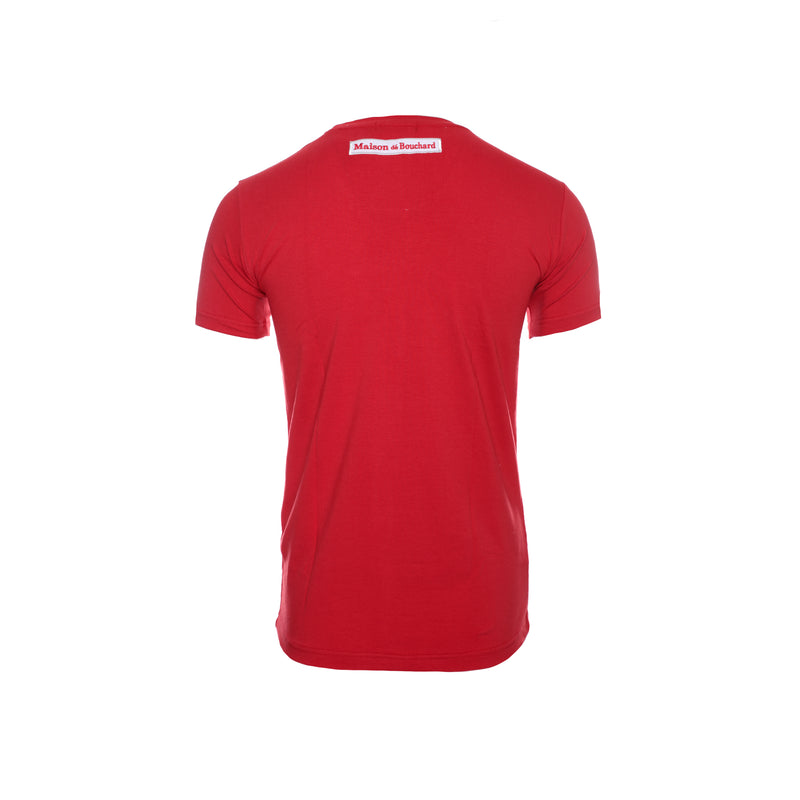 MDB Couture Chenille Men's SS Tee