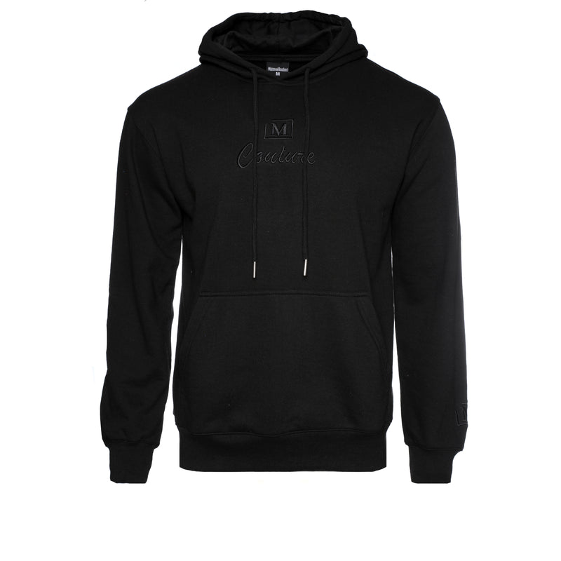 MDB Couture French Terry Couture SS21 Men's Hoodie Blackout