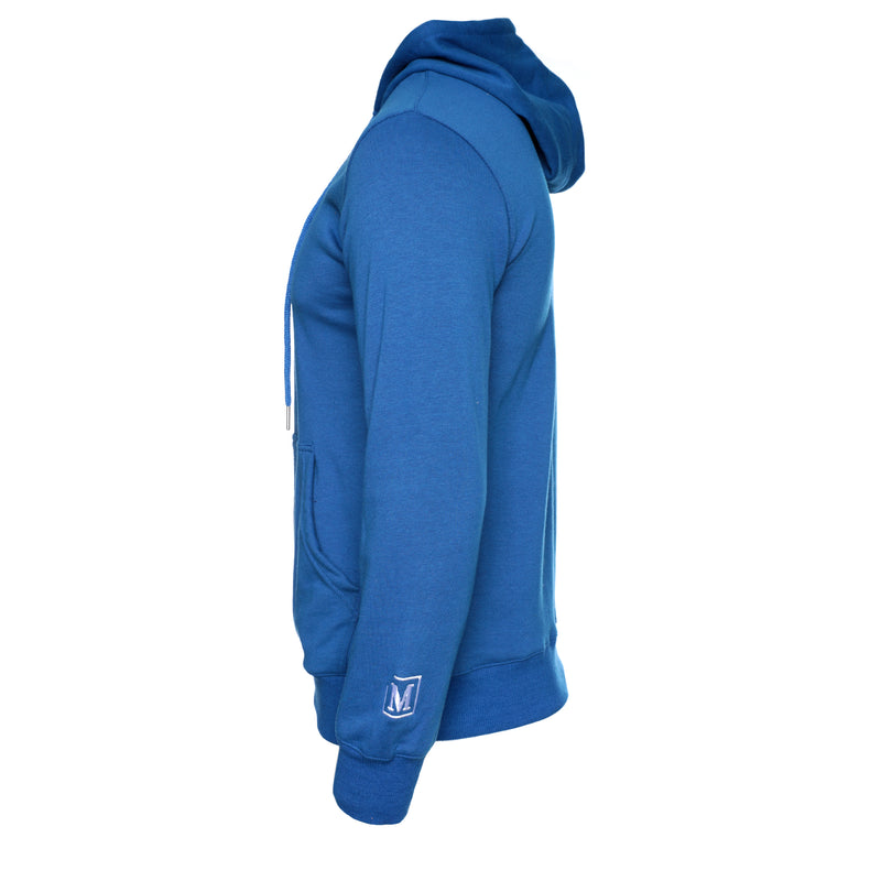 MDB Couture French Terry Couture SS21 Men's Hoodie Blue