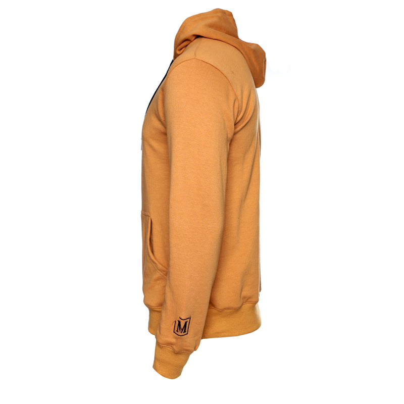 MDB Couture French Terry Couture SS21 Men's Hoodie Gold