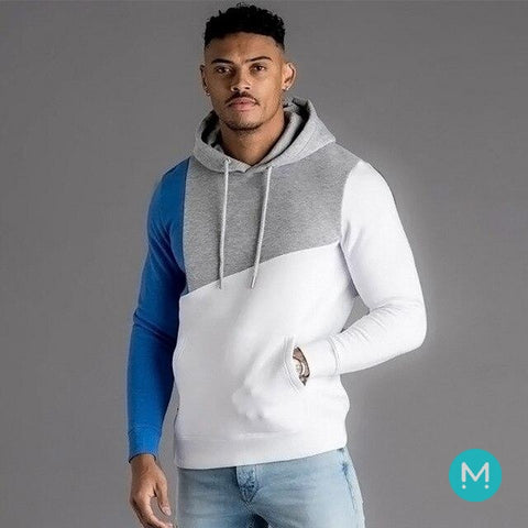Navi Mens Hoodies - Momospirit