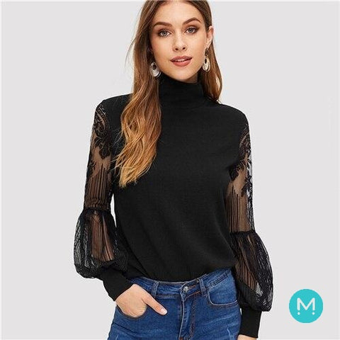 BlackSwan Woman Top - Momospirit