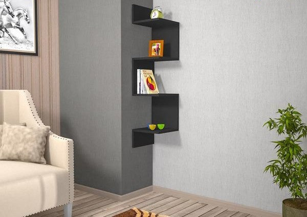 Corner shelf - Violet model - keblyhome