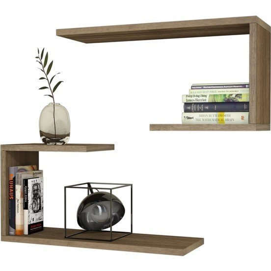 Wall Shelf - J 2 model - keblyhome