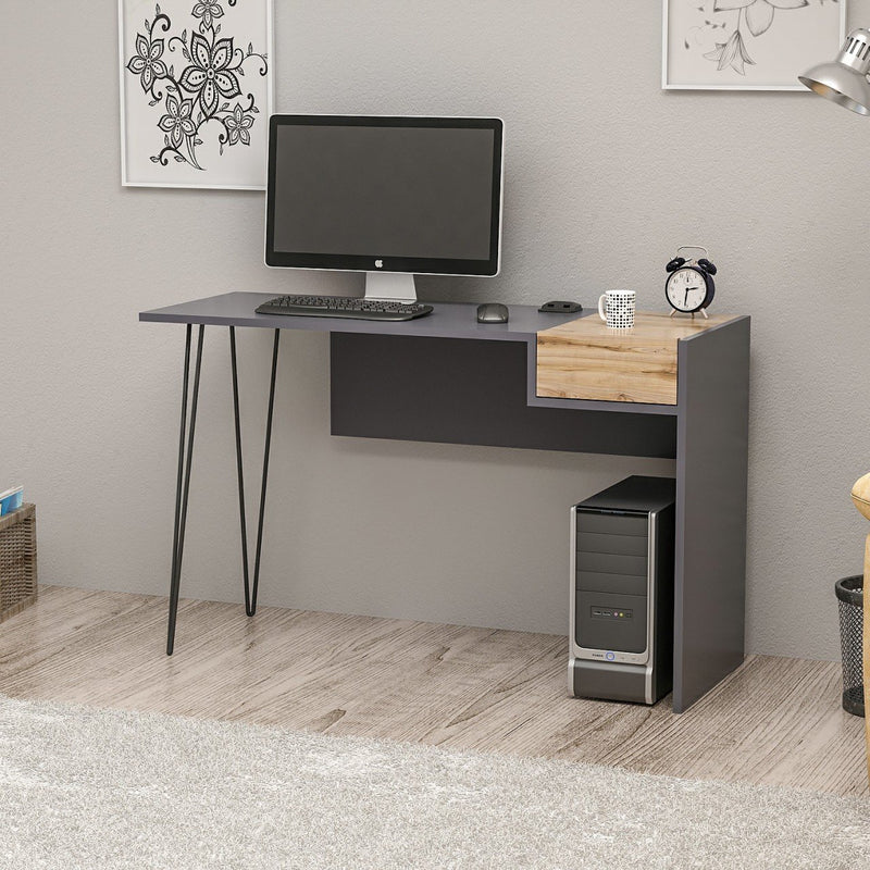 Study Table with USB charge  - Candy model - keblyhome