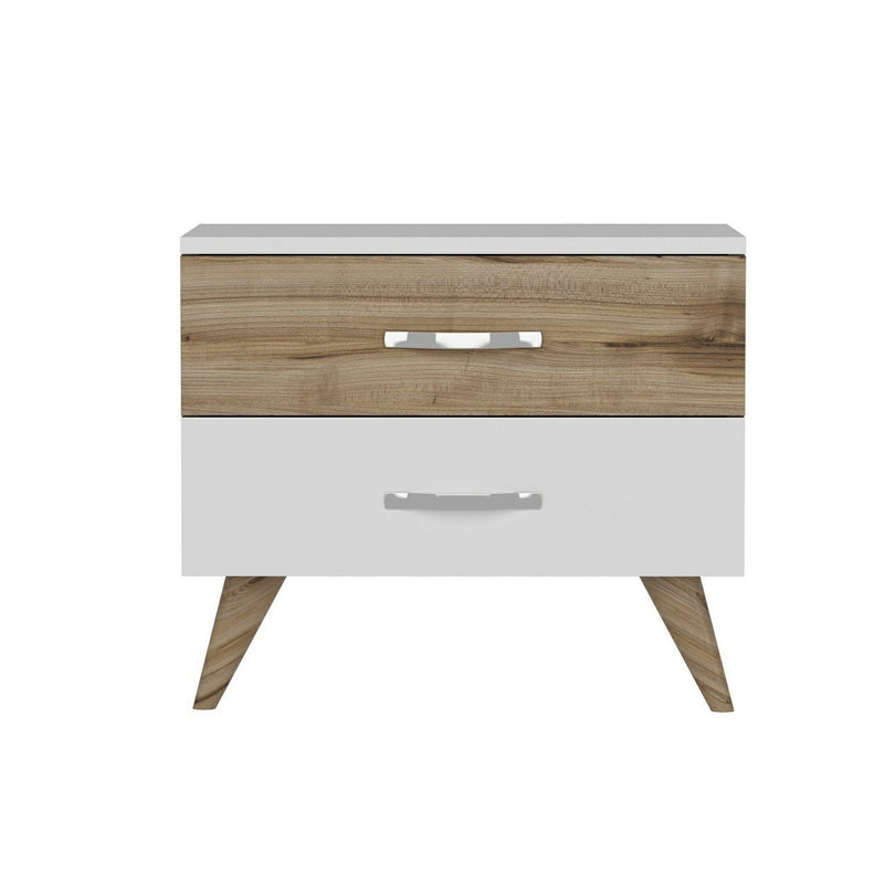 Nightstand - Swan model - keblyhome