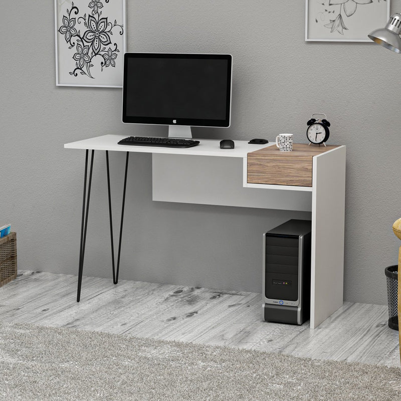 Study Table with USB Charger - Candy model - keblyhome