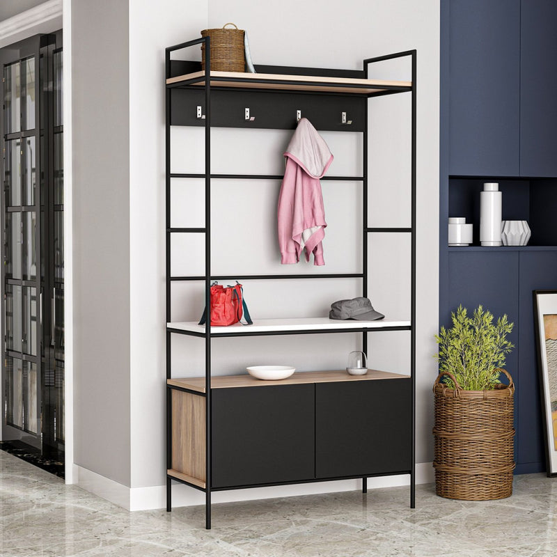 hall stand - Mose model - keblyhome