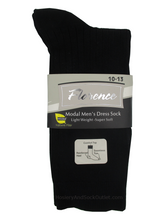 Load image into Gallery viewer, Florence Modal Light Weight Mens Sock 210