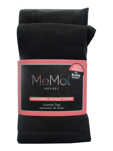 Memoi Microfiber Opaque Tights MO-646