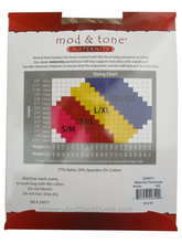 Load image into Gallery viewer, Mod & Tone Maternity Sheer Support Pantyhose, 30 Denier