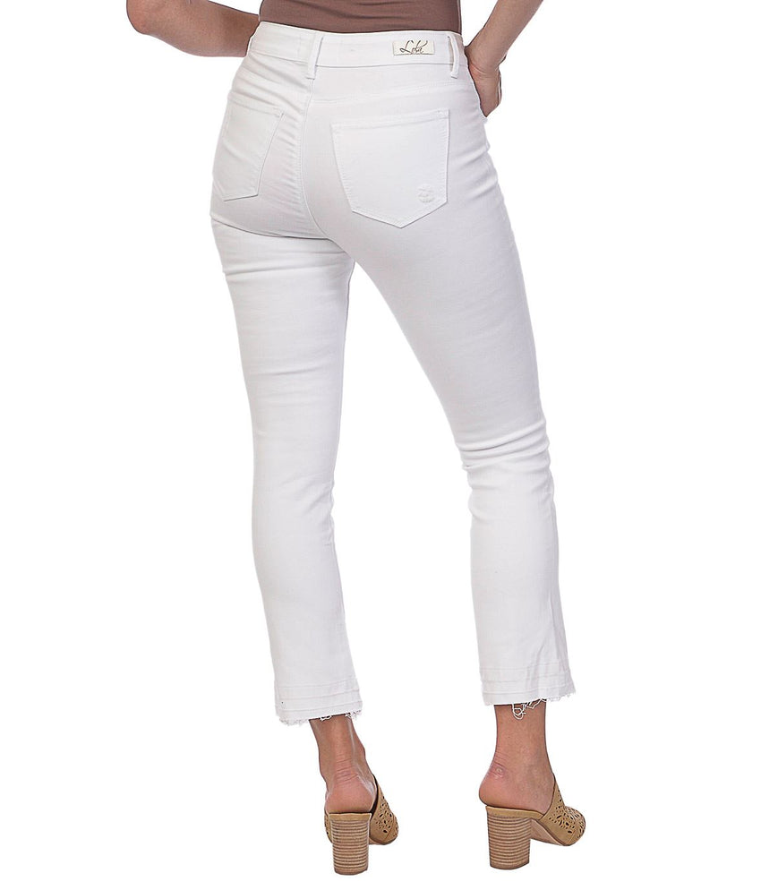 Penelope High Rise Straight Crop