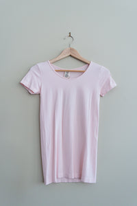 Bamboo Scoop Neck short sleeve