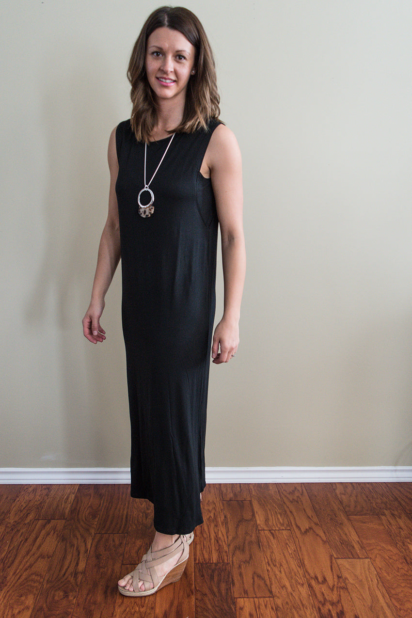 Casual Maxi Dress