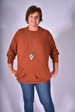 lightweight long sleeve pullover
