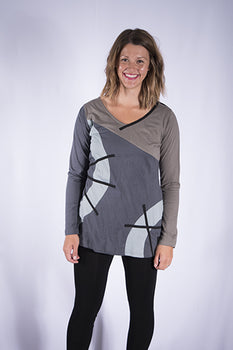 Organic Cotton Circle Tunic