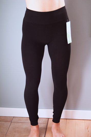 High Band Bamboo Leggings