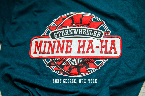 Adult Midnight Sternwheeler T-shirt