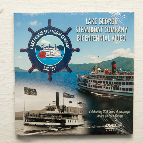 Steamboat Company Bicentennial Video DVD