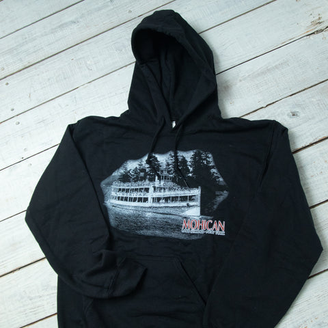 Foggy Photo Mohican Black Sweat Shirt
