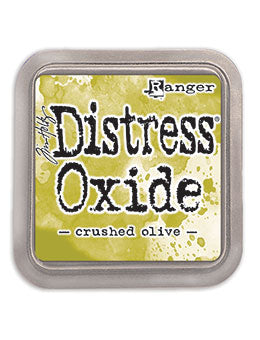 Distressed Oxide Inks - Crushed Olive