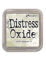 Distressed Oxide Inks - Old Paper